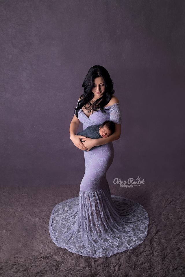Newborn Photographer Alina Renert - Chicago, IL
