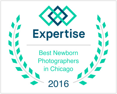 Alina Renert Photography voted top 20 Best Chicago Newborn Photographer