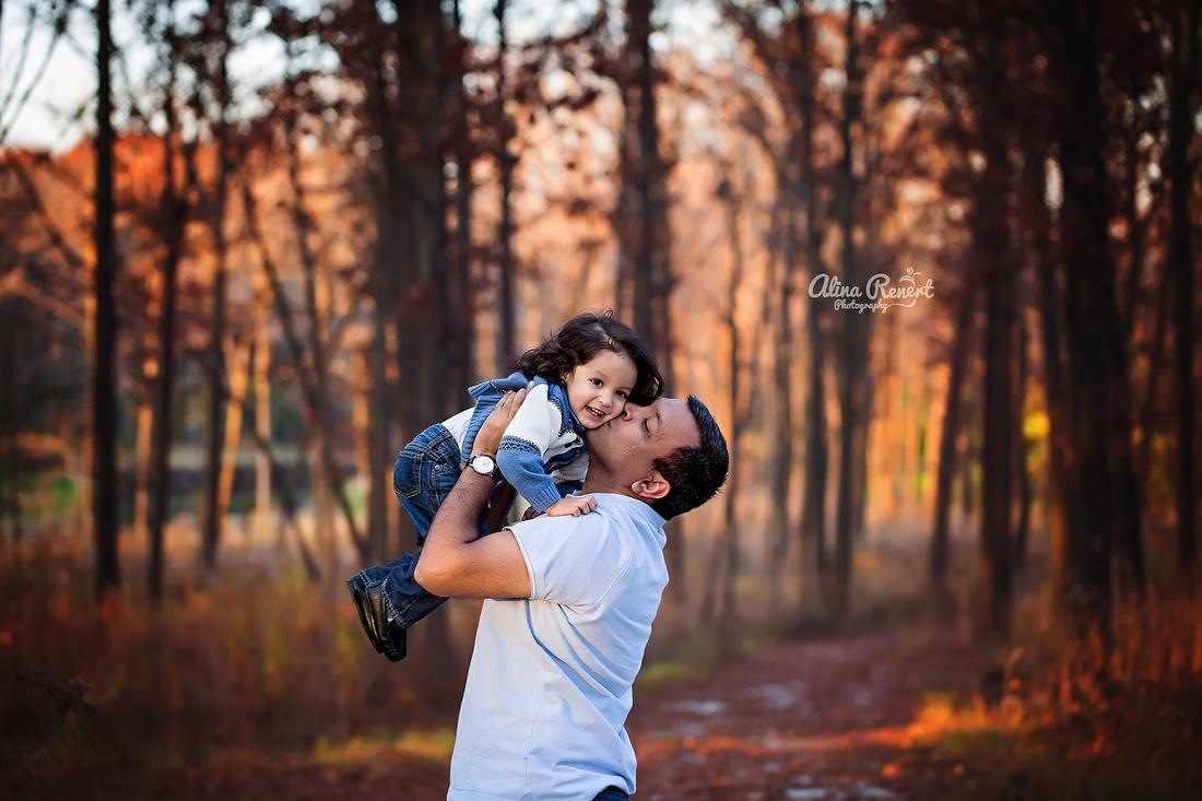 Chicago Family Outdoor Fall Photographer Alina Renert