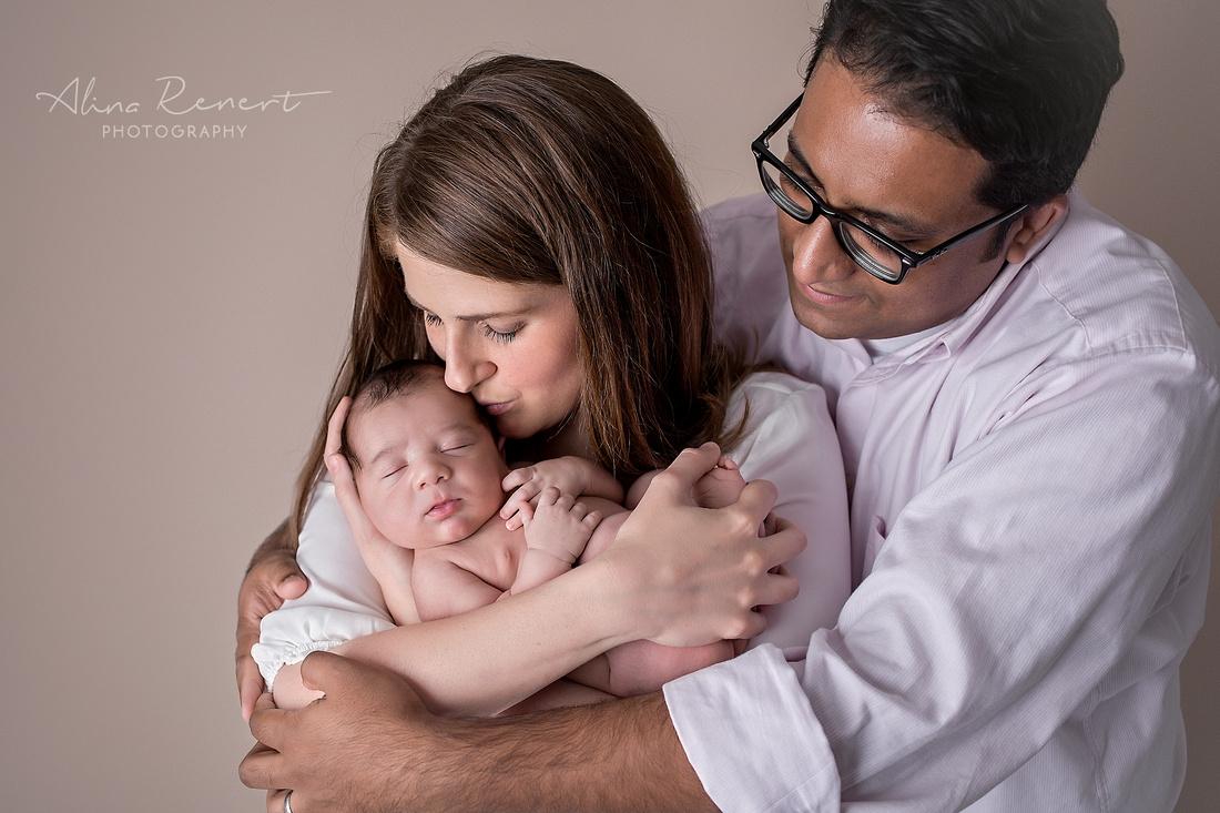 Sam Thomas - Newborn Session, Chicago Photographer Alina Renert-20