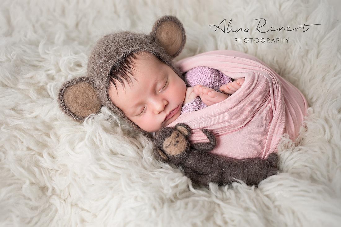 Chicago Newborn Session - Tali - Alina Renert Photography