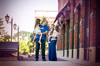 Chicago, IL - Family Session with Alina Renert Photography