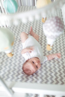 Chicago IL - Lifestyle Newborn with Alina Renert Photography