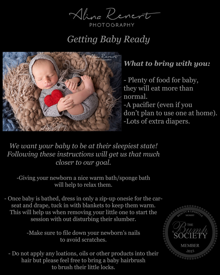 Getting Baby Ready Prep Guide