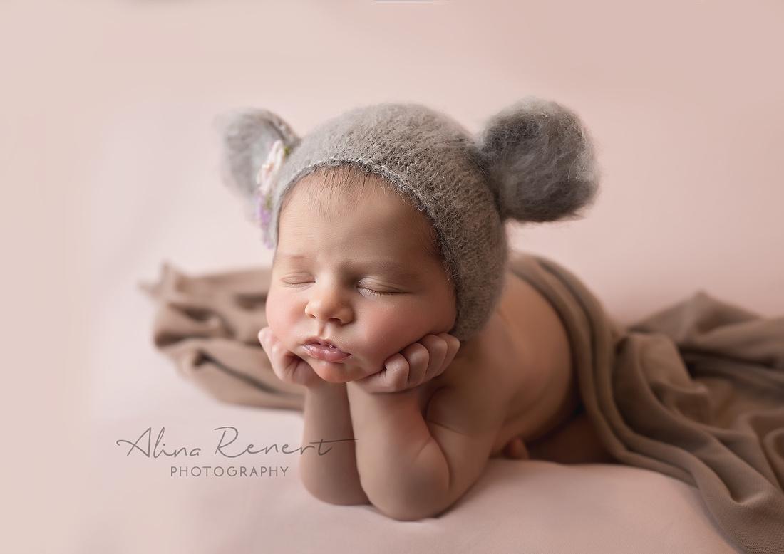 Chicago Newborn Photogapher - Rory - Alina Renert Photography